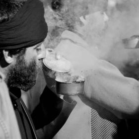 سوگواره پنجم-عکس 63-سید محمد جواد ضمیری هدایت زاده-پیاده روی اربعین از نجف تا کربلا