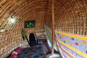 سوگواره سوم-عکس 12-محمد رفیعی موحد-جلسه هیأت فضای داخلی