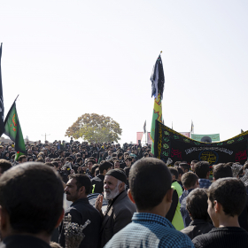 سوگواره چهارم-عکس 20-حسین رحیمی-آیین های عزاداری