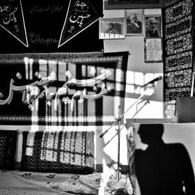 سوگواره چهارم-عکس 135-امیر حسین علیداقی-جلسه هیأت فضای داخلی