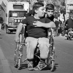 فراخوان ششمین سوگواره عاشورایی عکس هیأت-زهرا مرادی-بخش جنبی-هیأت کودک