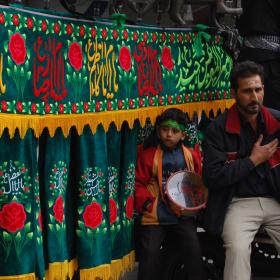 سوگواره سوم-عکس 4-نجمه سادات صالحی-جلسه هیأت فضای بیرونی