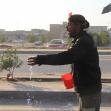 سوگواره دوم-عکس 18-امید توسنگ-پیاده روی اربعین از نجف تا کربلا