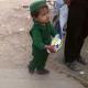 سوگواره چهارم-عکس 4-رقیه آل احمد-پیاده روی اربعین از نجف تا کربلا