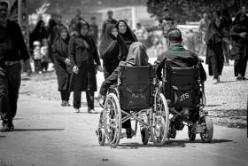 سوگواره پنجم-عکس 31-حسین رحیمی-جلسه هیأت فضای بیرونی