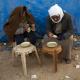 سوگواره دوم-عکس 6-فاطمه عابدی-پیاده روی اربعین از نجف تا کربلا