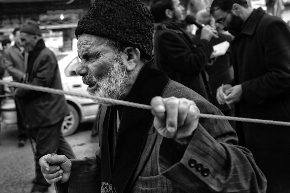 سوگواره سوم-عکس 9-معصومه  فریبرزی-آیین های عزاداری