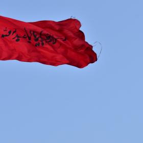 سوگواره چهارم-عکس 23-سید محمد جواد صدری-پیاده روی اربعین از نجف تا کربلا