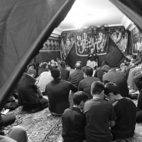 سوگواره پنجم-عکس 17-علی  سلمانی قلیچی-جلسه هیأت