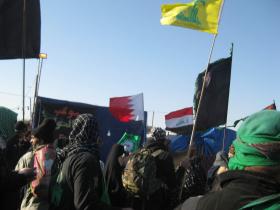 سوگواره دوم-عکس 170-محمد کشاورز-پیاده روی اربعین از نجف تا کربلا