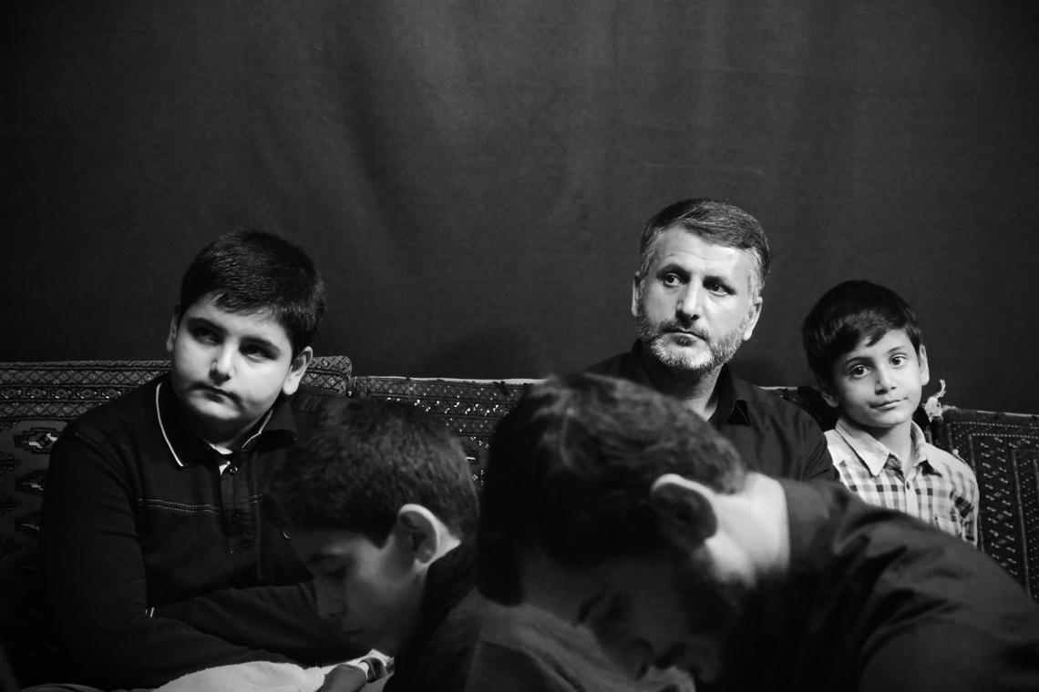 سوگواره سوم-عکس 1-حسین علیمحمدی-جلسه هیأت فضای داخلی