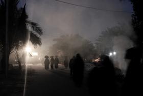 سوگواره سوم-عکس 19-احمد قارداش پور طرقی-پیاده روی اربعین از نجف تا کربلا