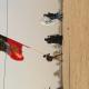 سوگواره چهارم-عکس 1-فائزه  بختیاری-پیاده روی اربعین از نجف تا کربلا