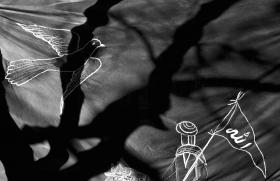 سوگواره چهارم-عکس 70-سلیمان گلی-جلسه هیأت فضای بیرونی