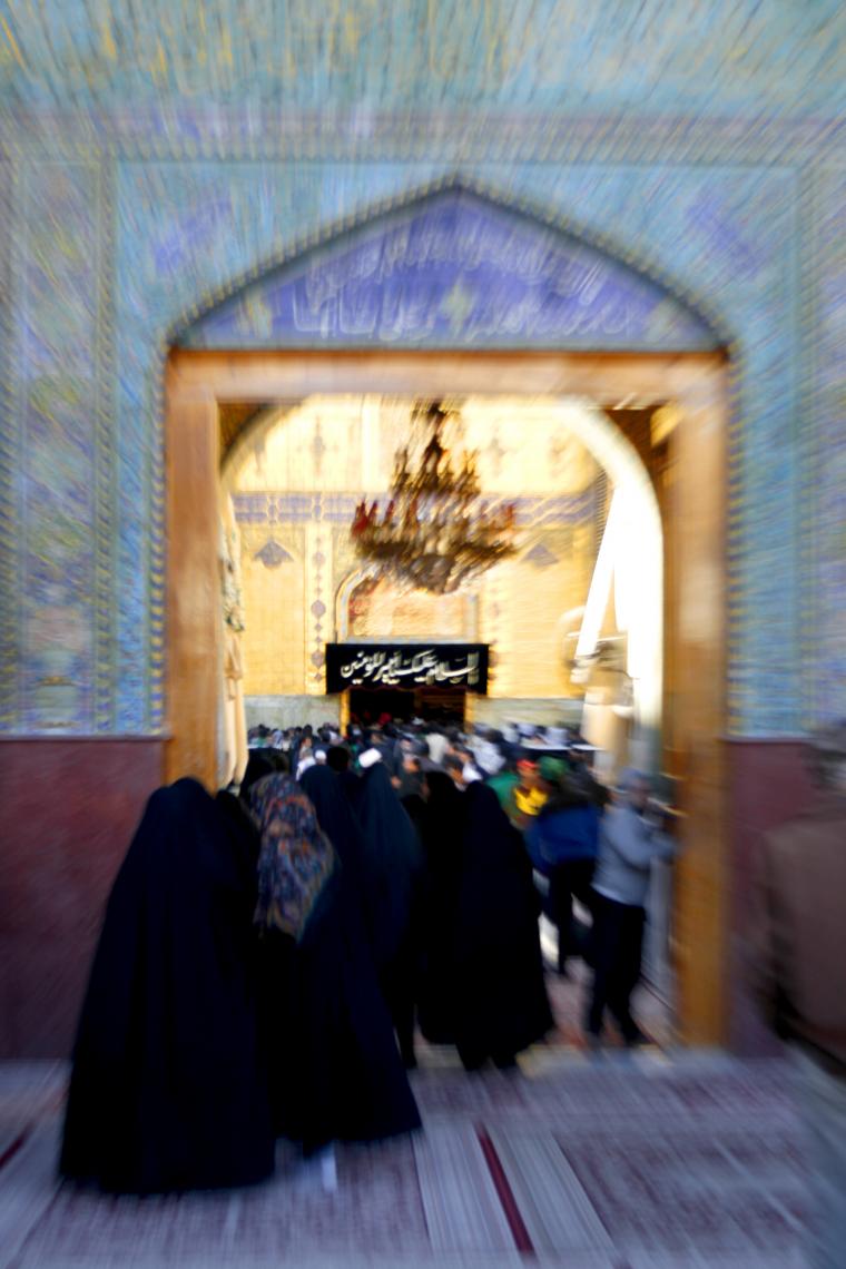 سوگواره چهارم-عکس 3-میلاد محمدی-پیاده روی اربعین از نجف تا کربلا