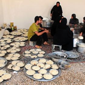سوگواره پنجم-عکس 9-حامد رازقی-جلسه هیأت