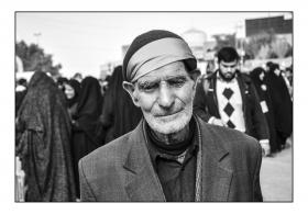 هشتمین سوگواره عاشورایی عکس هیأت-عمار رحمانی-بخش جنبی-پیاده روی اربعین حسینی