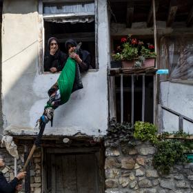 هشتمین سوگواره عاشورایی عکس هیأت-سید سهیل  سیدین-بخش اصلی-سوگواری بر خاندان عصمت(ع)