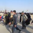 سوگواره سوم-عکس 7-فرهاد کسائی-پیاده روی اربعین از نجف تا کربلا