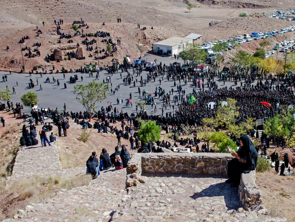 سوگواره پنجم-عکس 72-امیر عنایتی-جلسه هیأت