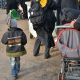 سوگواره دوم-عکس 1-حسین بهرام نژاد-پیاده روی اربعین از نجف تا کربلا