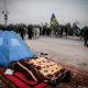 سوگواره پنجم-عکس 26-سید محمود حسینی-پیاده روی اربعین از نجف تا کربلا
