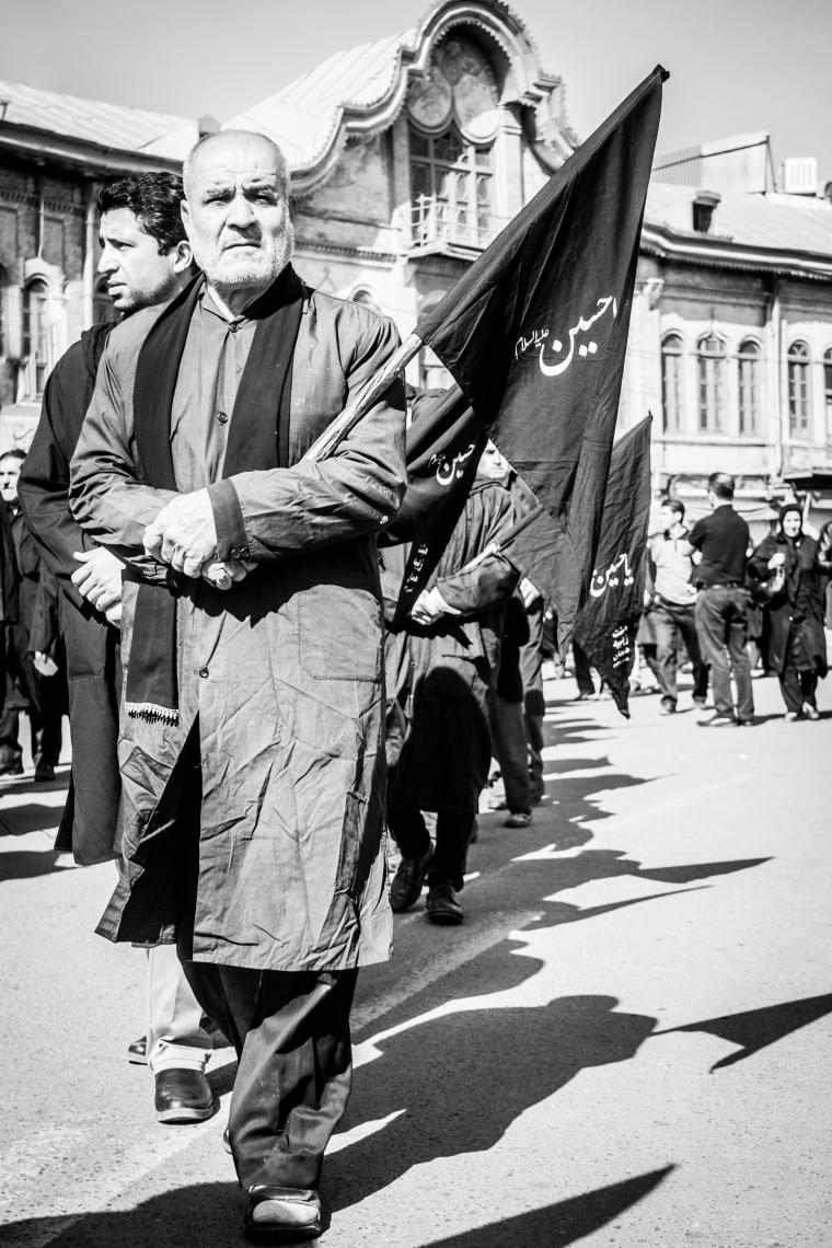 سوگواره چهارم-عکس 16-محمدمهدی فتحی-آیین های عزاداری