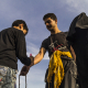 سوگواره پنجم-عکس 84-علی ابک-پیاده روی اربعین از نجف تا کربلا