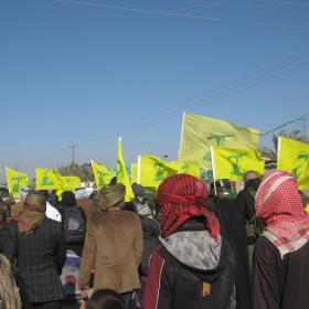 سوگواره دوم-عکس 118-محمد کشاورز-پیاده روی اربعین از نجف تا کربلا