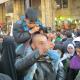 سوگواره چهارم-عکس 65-رحیم حاج حیدری-پیاده روی اربعین از نجف تا کربلا