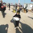 سوگواره دوم-عکس 5-حسین مذنب-پیاده روی اربعین از نجف تا کربلا