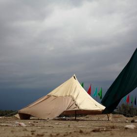 سوگواره سوم-عکس 22-حسین استوار -آیین های عزاداری