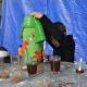 سوگواره سوم-عکس 5-محمد باقر رجایی مجرد-پیاده روی اربعین از نجف تا کربلا