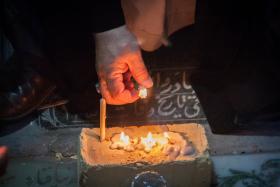 هشتمین سوگواره عاشورایی عکس هیأت-سیداحمد شفیعی-بخش اصلی-سوگواری بر خاندان عصمت(ع)