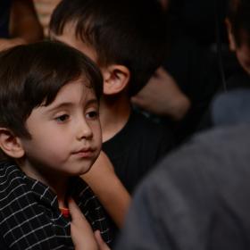 فراخوان ششمین سوگواره عاشورایی عکس هیأت-امیر مسعود اتحادی-بخش جنبی-هیأت کودک