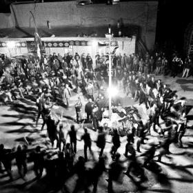 سوگواره دوم-عکس 9-امیر حسین علیداقی-جلسه هیأت فضای بیرونی