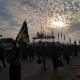 سوگواره چهارم-عکس 4-مسلم محمدی-پیاده روی اربعین از نجف تا کربلا
