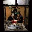 سوگواره چهارم-عکس 15-محمد عمارلو-جلسه هیأت فضای بیرونی