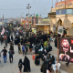 سوگواره چهارم-عکس 77-سید محمد جواد صدری-پیاده روی اربعین از نجف تا کربلا