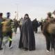 سوگواره پنجم-عکس 17-مسعود ماکاوند-پیاده روی اربعین از نجف تا کربلا