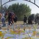 سوگواره پنجم-عکس 33-جابر غلامی-پیاده روی اربعین از نجف تا کربلا