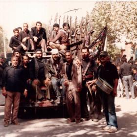 فراخوان ششمین سوگواره عاشورایی عکس هیأت-علی  تیموری-بخش ویژه-عکس های قدیمی