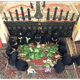 فراخوان ششمین سوگواره عاشورایی عکس هیأت-حمید رضا حبیبی محب سراج-بخش اصلی -جلسه هیأت