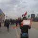 سوگواره چهارم-عکس 6-امید نساج نجف آبادی-پیاده روی اربعین از نجف تا کربلا