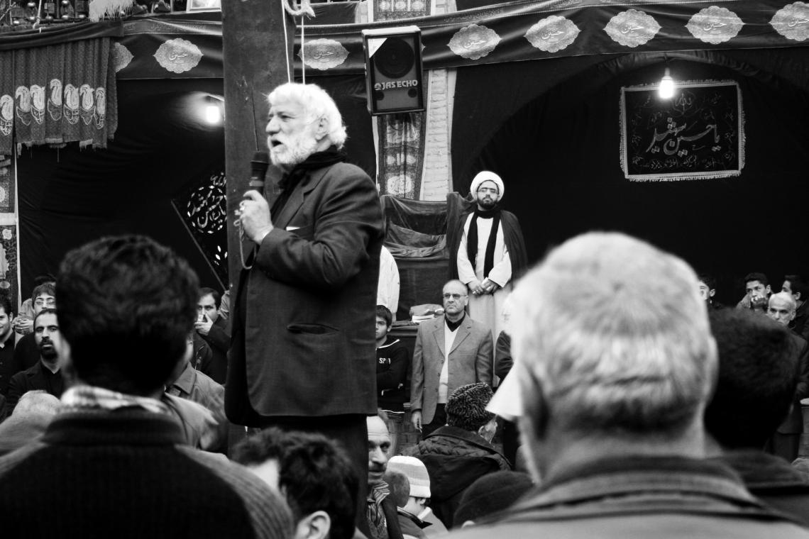 سوگواره پنجم-عکس 63-حسین رضائی سردره-جلسه هیأت