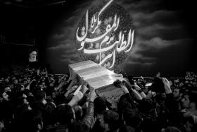 سوگواره پنجم-عکس 74-عبدالحسین بدرلو-جلسه هیأت فضای بیرونی