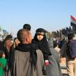سوگواره سوم-عکس 7-عبدالحسین کرمی راد-پیاده روی اربعین از نجف تا کربلا