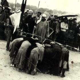 سوگواره چهارم-عکس 2-احمد هاشمیان- جلسه هیأت قدیمی کهن