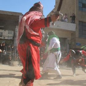 سوگواره پنجم-عکس 26-علی  سلمانی قلیچی-جلسه هیأت