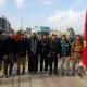 سوگواره چهارم-عکس 1-رضا وحدت-پیاده روی اربعین از نجف تا کربلا